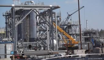 SERVICE STRUCTURE FOR GAS TREATMENT PLANT, GAZPROM KOMPLEKTATSIYA LLC - PORTOVAYA RUSSIA, CLIENT: SIIRTEC NIGI - MILAN ITALY