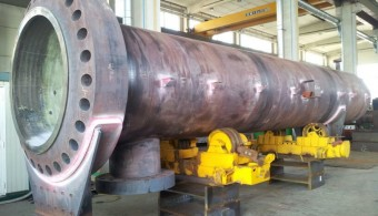 HEAT EXCHANGERS BOLTED-IN AND PILLBOX TECNOLOGY, PLANT: OJSC LUKOIL VOLGOGRAD RUSSIA, CLIENT: EXTERRAN / BELLELI ENERGY CPE - MANTOVA ITALY